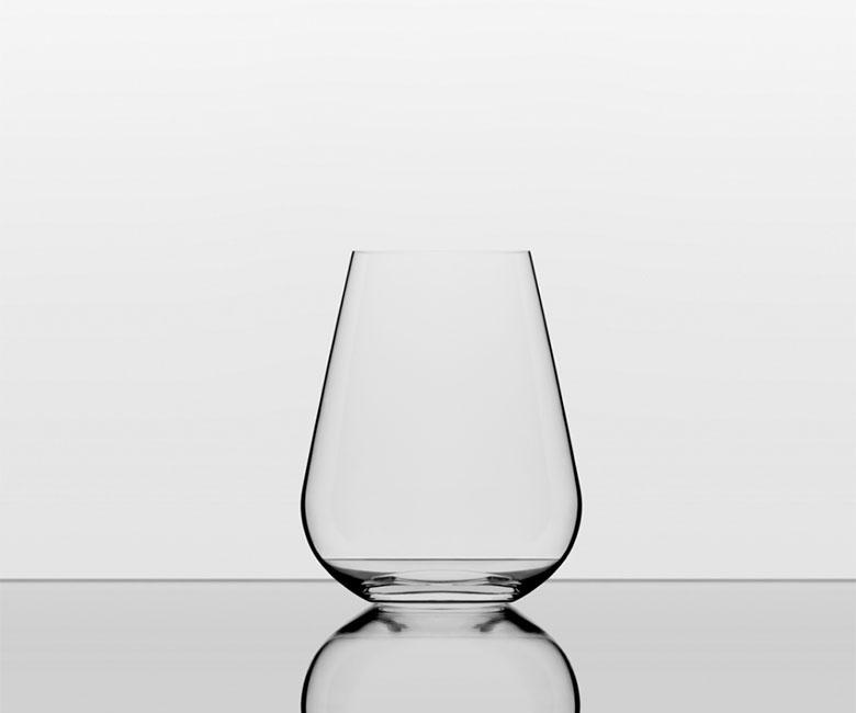 ステムレスグラス